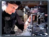 Carl Wiedemann: EFP Steadicam Camera mount inspection: September 2004.